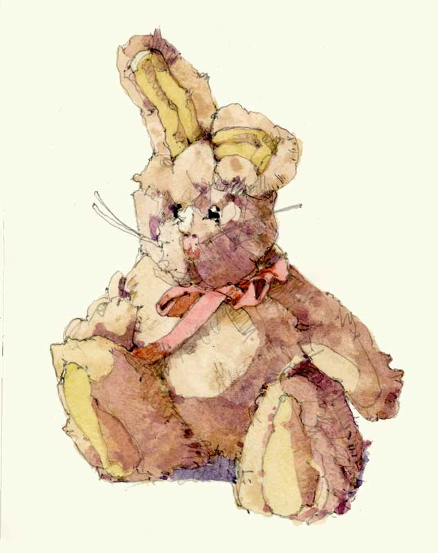 Bunny Rabbit by Eddie Flotte