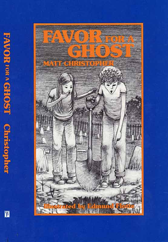 Favor for a Ghost by Eddie Flotte