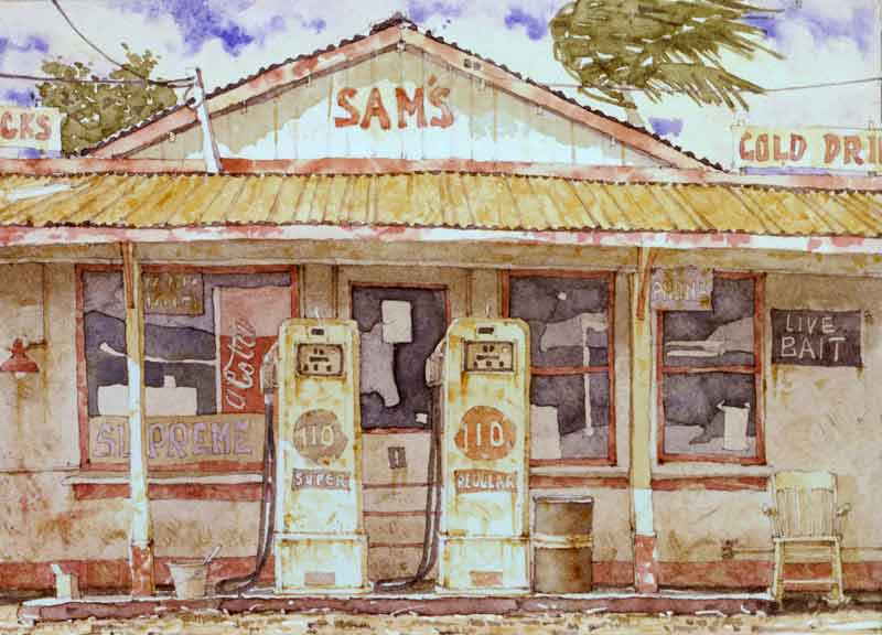 Sam's Supreme by Eddie Flotte