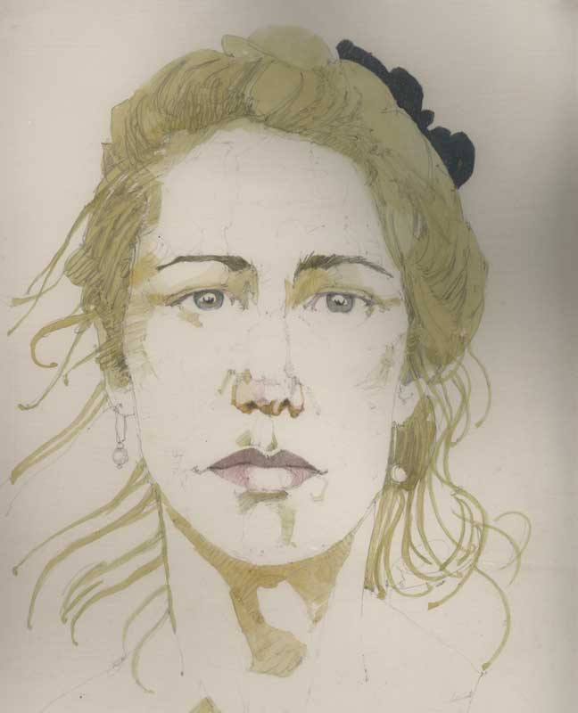 Sandy by Eddie Flotte