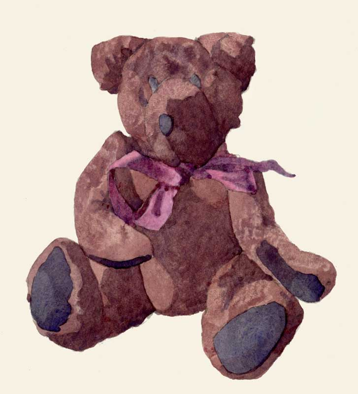 Teddy Bear by Eddie Flotte