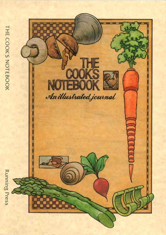The Cook's Notebook by Eddie Flotte
